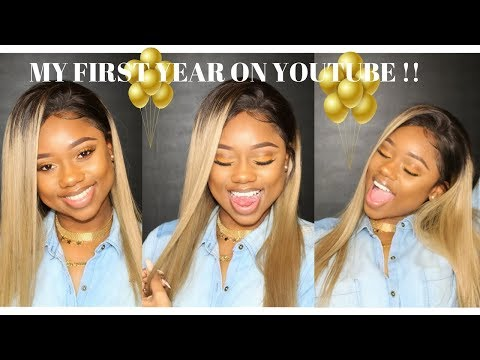 ONE YEAR ANNIVERSARY !!! | REACTING TO MY FIRST VIDEO | Chev B