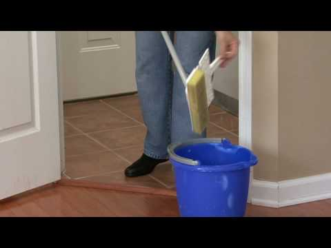 Cleaning Floors : How to Clean Natural Tile Floors