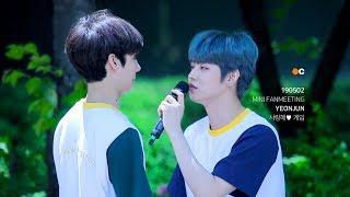 Download 190502 엠카 미니 팬미팅 투모로우바이투게더 #연준 :: 사랑해 게임 ♥ Video