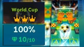 Rolling Sky - World Cup