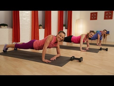 Slim, Sexy, and Strong Full Body Toning Workout | Class FitSugar