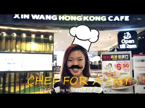 Challenge Accepted: Be A Xin Wang Hong Kong Cafe Chef In 1 Day