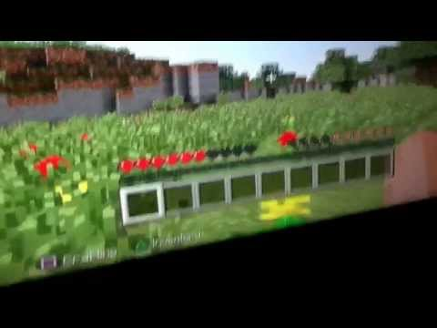 Minecraft ps3 came!!!!!!!! Play with me at ARMYxxDUDESTWIN