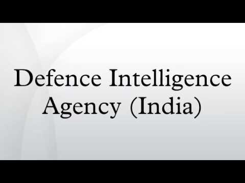 Defence Intelligence Agency (India)