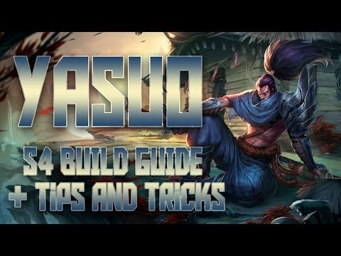 Yasuo - S4 Build & Guide - League of Legends