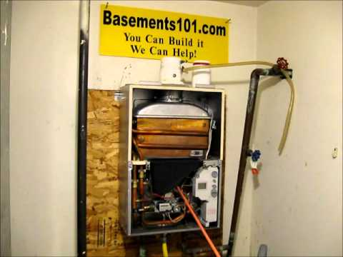How Gas Tankless Water Heater Works