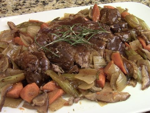 How To Make Beef Pot Roast Slow Cooker
