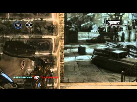 Gears of War 3 Lessons - Episode #15 - How to Lancer