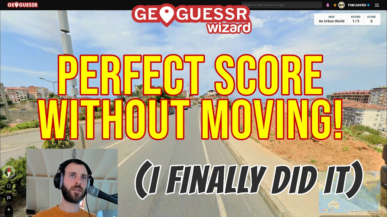Only 8 Geoguessr Players have ever achieved this feat..