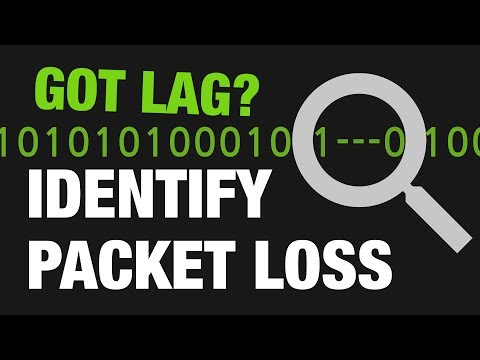 How to Identify | Latency (LAG and PACKET LOSS)
