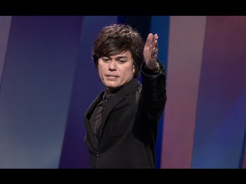 Joseph Prince - Make Jesus The Center Of Your Life - 12 May 13
