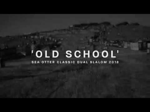 'Old School' -- Sea Otter Dual Slalom 2018