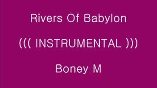 Rivers Of Babylon - Boney M_[가사, 歌詞, Lyrics]