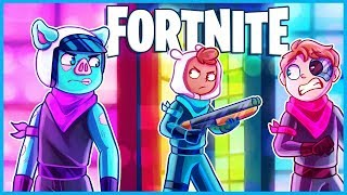 *NEW* MURDER MAZE in Fortnite Creative Mode! (Fortnite Funny Moments & Fails)