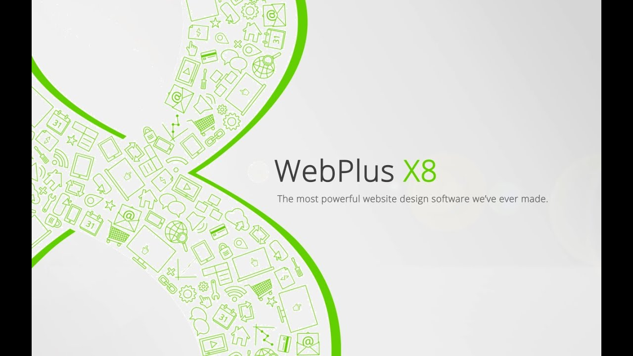 See What's New in Serif WebPlus X8