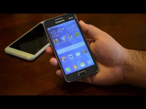 Samsung Galaxy Core 2, completo review en español