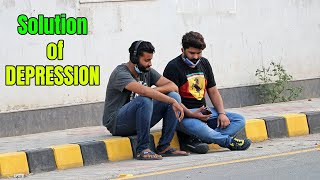 Solution of DEPRESSION (Share the video)