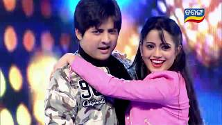 Babushaan & Elina nka Superb Dance on Shehzadi Shehzadi | 8th Tarang Cine Awards 2017
