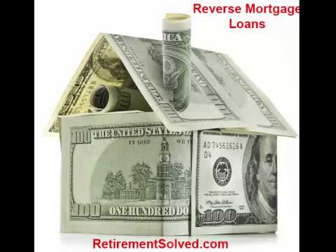 Reverse Mortgage Loans - What is a Reverse Mortgage, How Do they Work, Pros and Cons, Pitfalls