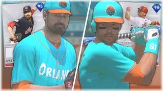 Signature Jim Edmonds & Signature Andrew Miller Debut! MLB The Show 19 Diamond Dynasty Gameplay