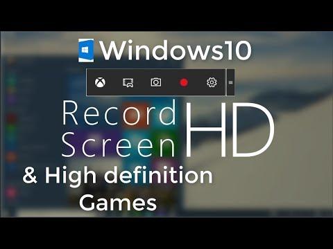 windows 10 screen recorder - top free screen recorder software for windows 10 - best screen recorder