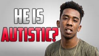 Is Desiigner Faking His Personality?