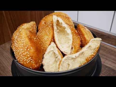 Bánh Tiêu - Cách làm Bánh Tiêu Mè thơm ngon dễ dàng tại nhà by Vanh Khuyen