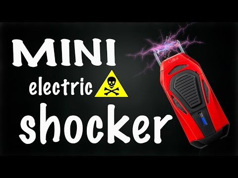How to make a mini electric shocker