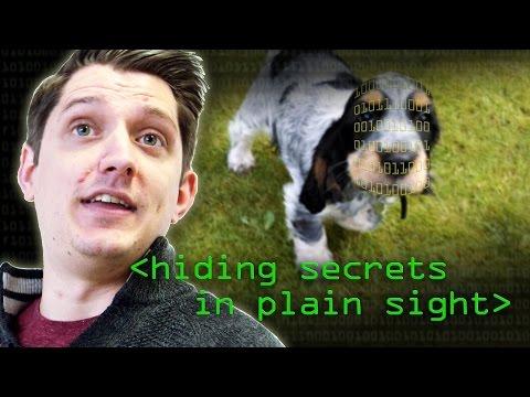 Secrets Hidden in Images (Steganography) - Computerphile