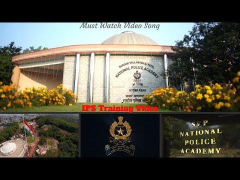 National Police Academy Song   SVPNPA   Must watch IPS training song  2018 new   _fanORIGINALS_
