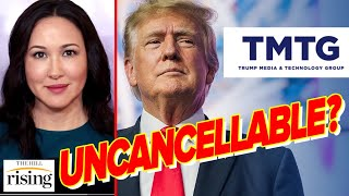 Kim Iversen: Trump's TRUTH SOCIAL App Takes On Big Tech By Making Itself UNCANCELLABLE
