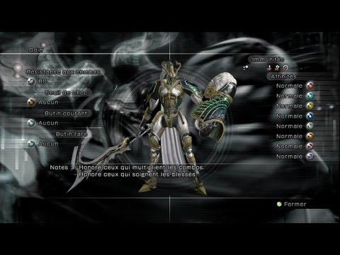 Eidolon Odin , Comment le battre ? - Final Fantasy XIII - Fanch56BZH