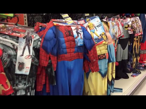 Buy 1 Get 1 Free Kid's HALLOWEEN Costumes & Accessories at TARGET (Starting 10/4)