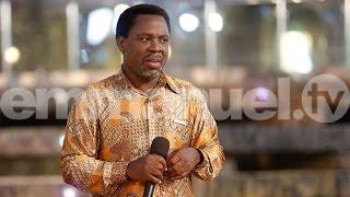 SCOAN 01/01/17: Live Sunday TB Joshua Message Prophecy 2017