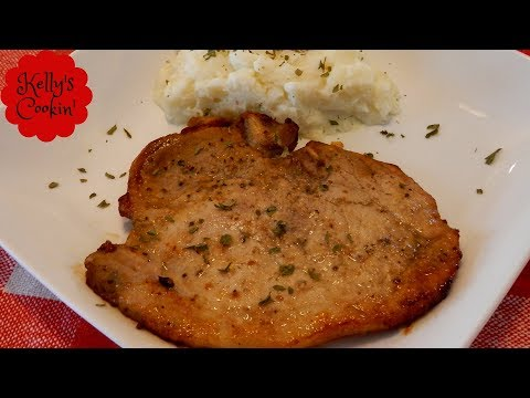Air Fried Pork Chops Recipe-Cook's Essential Air Fryer