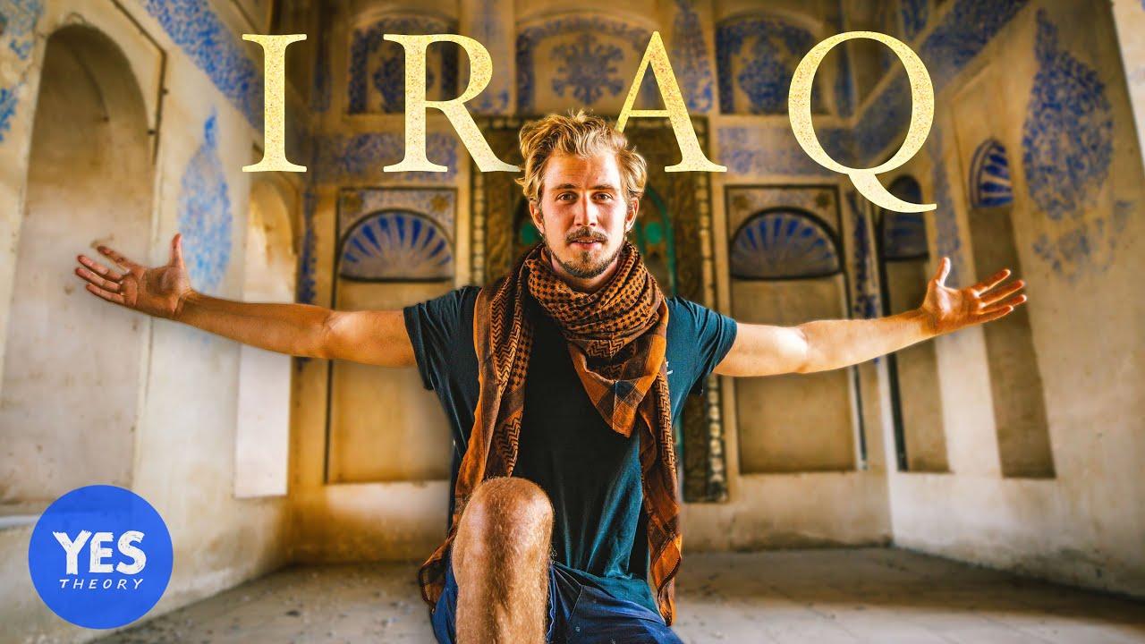 TRAVELING ACROSS IRAQ FOR 7 DAYS (Kurdistan)