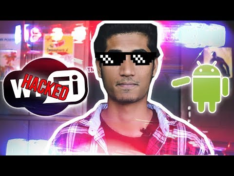 Hack Wifi Using Android Phone In Under 5 mins !