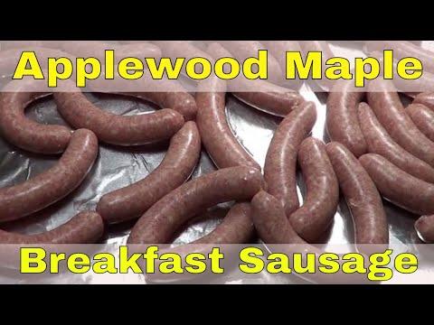 Applewood Maple Breakfast Sausage