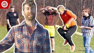Scott Rogowsky Shows You Weird Sports | Quidditch