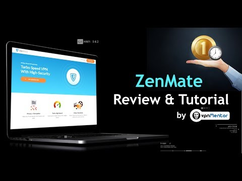 🥇 ZenMate Review & Tutorial 2018 ⭐⭐⭐