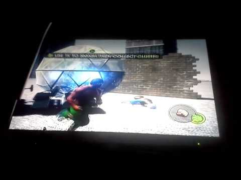 How to use tk power in saints row 4