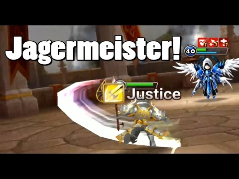 YDCB Summoners War - Jager Test