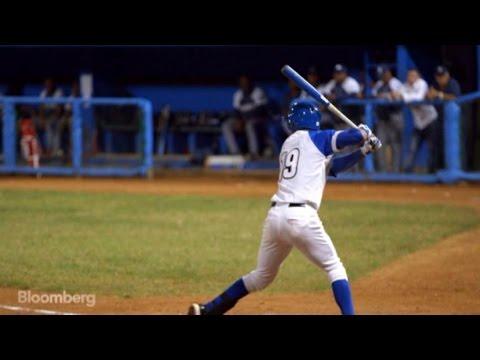 How Some Cuban Players Make It to Major League Baseball