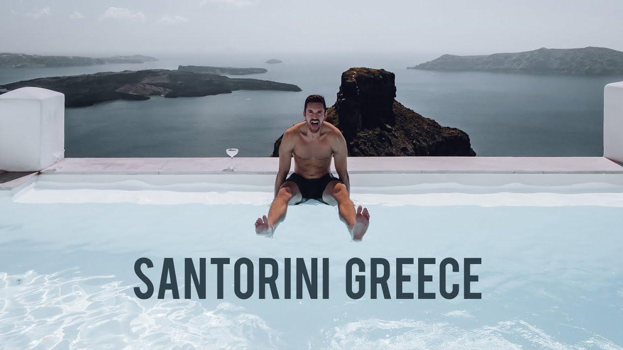 Download Santorini Greece is AMAZING! - VLOG 200 MP3 Gratis