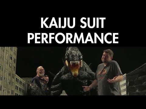 Kaiju Monster Suit Rehearsal - FREE CHAPTER