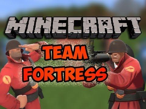 Minecraft Mods | Episode 627 | TEAM FORTRESS | iPodmail | 1.3.2