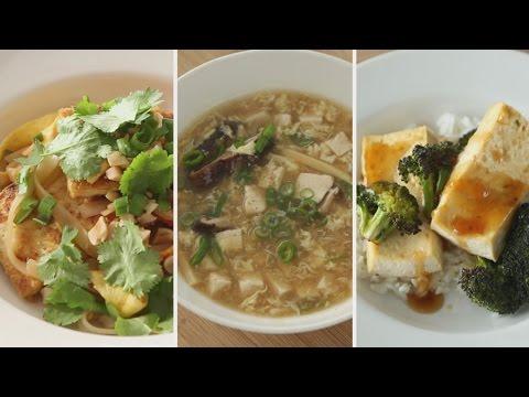 3 Ways to Enjoy Quick and Easy Tofu