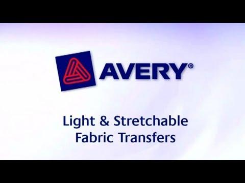 Avery Personal Creations Inkjet T-Shirt Transfer