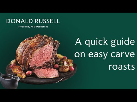 How to cook Easy Carve Roasts (clip)