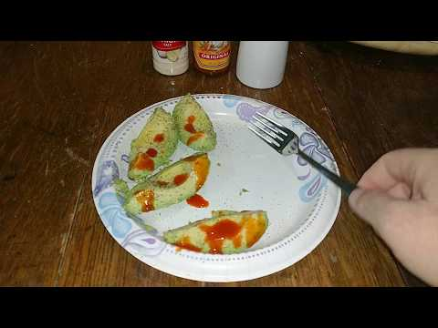Avacado Breakfast. Yummy!